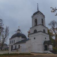 Церковь Иоанна Воина :: Сергей Цветков