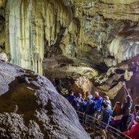 Новоафонская пещера :: александр варламов
