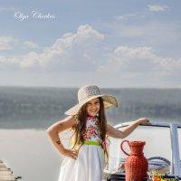 Девочка с кувшином :: Ольга Черкес