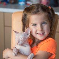 Мои котята :: Дина Горбачева