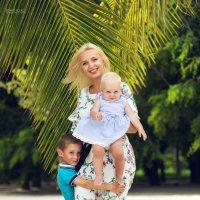 Мама дети :: Ольга Фефелова