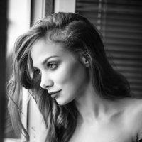 Чёрно-белый портрет :: Александр Ефанов