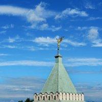 Ангел Оптиной Пустыни :: Liliya Kharlamova