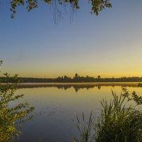 Утро на Введенском озере :: Сергей Цветков