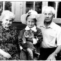 С днем бабушек и дедушек! :: нина