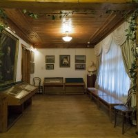 Одна из комнат в доме П.П. Чистякова. :: Олег Бабурин