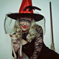 Хеллоуин :: Анастасия Погибелева