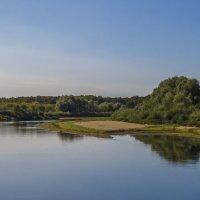 Лето на Клязьме :: Сергей Цветков