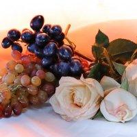 Розово-виноградный сюжет :: Юрий Слепчук