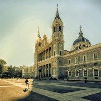 Кафедральный собор Альмудена  (Мадрид) :: Александр Бойко
