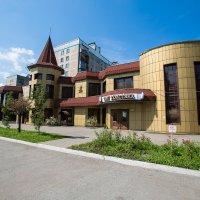три толстяка ресторан Новокузнецк :: Юрий Лобачев