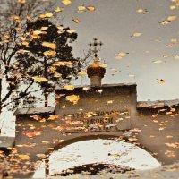Монастырские врата :: Елена Макарова