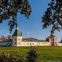 Иверский Богородицкий Святоозерский монастырь :: Александр Горбунов