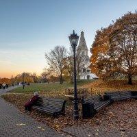 Осень в Коломенском :: Константин Поляков