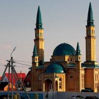Строительство мечети. Нурлат. Татарстан :: MILAV V