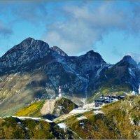 Горы (в районе Роза Пик) :: Сергей Никитин