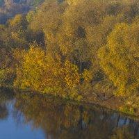 Окруженный осенью :: Сергей Цветков