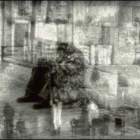 Стена плача :: Татьяна Смирнова