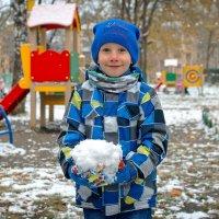 Первый снег :: Дмитрий Конев