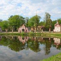 Храм Воздвижения Креста Господня в Алтуфьеве (когда еще деревья были ...). :: Olcen Len
