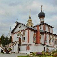 В Ново-Голутвином монастыре :: Olcen Len