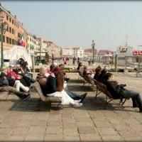 Весенняя Венеция :: Galina Belugina