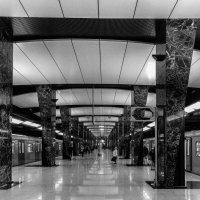 Московское метро :: Владимир Брагилевский