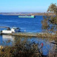 Волга в ноябре... :: Aлександр **
