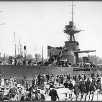 """HMS Marshal Soult"".1915 год,английский монитор. :: Александр"