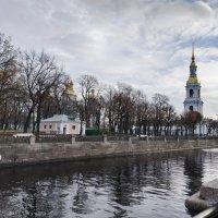 Николо-Богоявленский Морской собор :: Ирина Фирсова