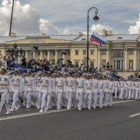 Торжественный марш :: Юрий Велицкий