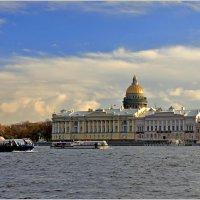 Санкт-Петербург в начале ноября :: Александр Алексеенко