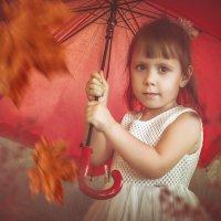 Осенний портрет :: Вера Сафонова