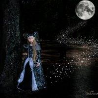 Королева Ночи :: Марина Домишкевич