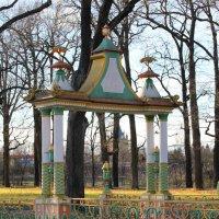 Китайские мотивы Царскосельских парков :: Ирина Фирсова