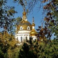 Духовный храм :: Валерий Тарасов