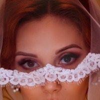невеста... :: Oksana Likhadziyeuskaya