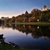 Вечерняя рыбалка :: Сергей Малашкин