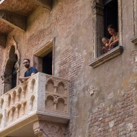 Балкон Джульеты :: Grigory Spivak