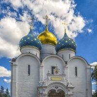 Успенский собор Свято-Троицкой Сергиевой Лавры :: Сергей Цветков