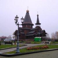 Храм в честь Святой Живоначальной Троицы, г. Минск :: Tamara *