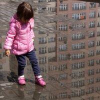 Шагая над городом... :: Наталия Григорьева