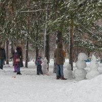 день снеговика :: cfysx