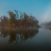 Остров на реке :: Фёдор. Лашков