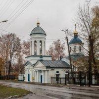 Церковь в Саранске. :: Владимир Новиков