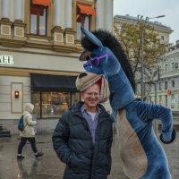 В Москву пришли ослы .... :: Va-Dim ...