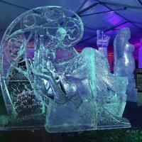 Ледяные скульптуры :: Liudmila LLF
