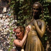 во дворе Джульеты :: Grigory Spivak