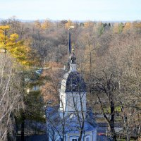 Знаменская церковь :: Ирина Фирсова