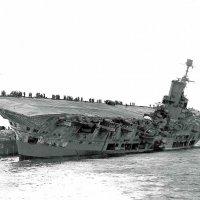 """HMS Ark Royal"".последние минуты 14.11.1941. :: Александр"